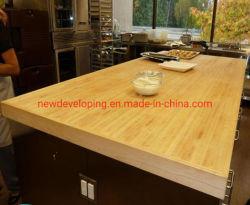 Компания FSC сертифицированных ветви из бамбука панели / древесины лист бамбука для настольных ПК