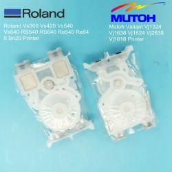 Mutoh originale Vj1624 1604 ammortizzatore dell'inchiostro 1618 1638 Dx7 per il solvente dello scaricatore dell'inchiostro di Roland Vs300 Vs-640/Fh-740/Re-640/Bn-20/Ra-640 Dx7