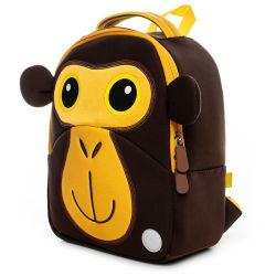 Dibujos animados de neopreno llevar mochila Bolso Maletín para ordenador portátil de la escuela (FNB028)