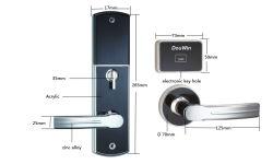 Sistema de Bloqueio da Porta de RFID de hotel para hotel porta com software livre e SDK