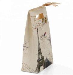 La Cina fabbrica il sacchetto di carta bello del regalo del partito operato del portello stampato abitudine di lusso