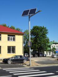 Straßen-Solarlicht der Energie-Beleuchtung-110W hohe des Lux-LED
