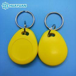 Custom печати 125Кгц 13.56Мгц бесконтактный считыватель RFID Брелок Tag цепочки ключей