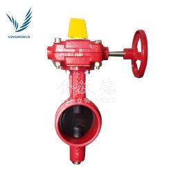 FM-UL вафельной двухстворчатый клапан с помощью переключателя сигнала поворота коробки передач