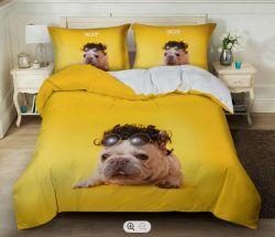 Qualidade superior conjuntos de roupa de cama de bebé poliéster personalizada