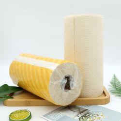 2 Для изготовителей оборудования с диагональным кордом 3ply кухня ткани оптовой кухня рулона бумажное полотенце