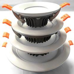 Fabricante de montaje eléctrico Inicio Soporte de pared LED de Pop de la luz de abajo