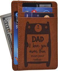 Moderno y duradero Business Passport Card Portacetos de diseño para hombre