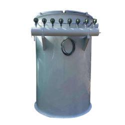 Coletor de pó superior do silo de tratamento de filtros de mangas de jacto de Pulso