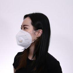 Großhandel N95 KN95 FFP2 Einweg-Gesichtsmaske mit Ventil Schutz Gesichtsschutz Mode Gesichtsmaske Antivirus Staubmaske Fabrik Angebot Atemschutzmaske mit Real BSI CE