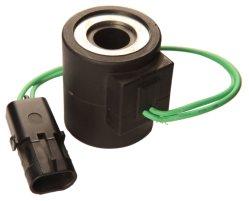 China Fabrik Versorgung Günstige Preis DC24V Einstellbare automatische Magnetventil Kunststoff Spule