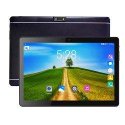 كمبيوتر لوحي بنظام Android WiFi مقاس 10.1 بوصة GSM Mtk8163 رباعي النواة 2 جيجابايت و32 جيجابايت 1280*800 IPS Play Store تنزيل أجهزة الكمبيوتر اللوحي المزودة ببطاقة SIM