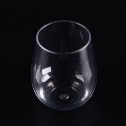 Небьющийся Stemless вина из стекла