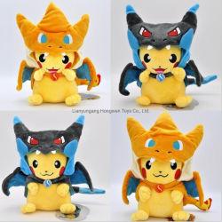 Nuevo diseño Pikachu Peluches juguetes blandos