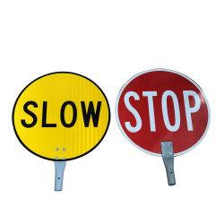 交通制御のアルミニウム携帯用は停止かい印を遅らせる