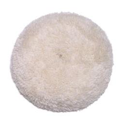 L'automobile de la laine de polissage de voiture de polissage de peau de mouton Pad