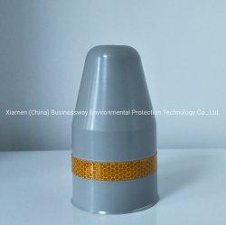 Cubierta de protección de plástico para tornillo de la Fundación del equipo