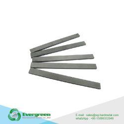 ひっくり返された空気のレタリングののみを作り出すための長方形の炭化タングステンの角形材