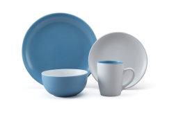 Insieme di ceramica europeo occidentale del tavolino da salotto dell'insieme di pranzo della porcellana di stile