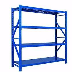 Étagère d'entrepôt réglable à usage courant acier laminé à froid 100-500 Kgs Shelfw-300 Avec rack prix d'usine Competitive