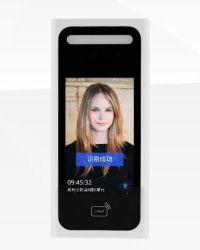 7 Polegadas presenças biométrico acessar dispositivos de controle da câmera Binocular cartão IC reconhecimento de faces