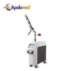 Impulsion longue tatouage de laser YAG dépose 1064 ND 532nm /Commutateur Active médical Eo Q ND Yag laser à colorant/