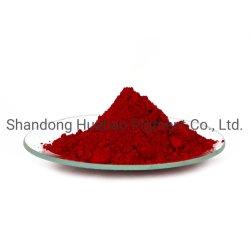 Rosa Roja E 122 de plástico para pigmento orgánico