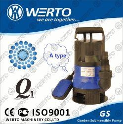 GS 1/2HP 400 W de Agua Potable de la bomba sumergible de Jardín Piscina