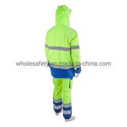 Sicherheits-Arbeits-flammhemmende Kleidung-Arbeitskleidungs-Umhüllungen
