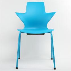 التصميم الإيطالي اختبر كرسي الطلاب في مدرسة البلاستيك الملونة