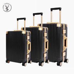Bastidor de aluminio de alta calidad Maleta de Equipaje para viajes