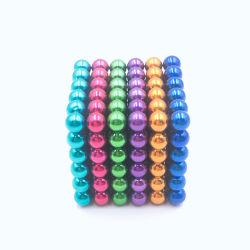 ナノキューブマグネットボールと複合ネオチューブ