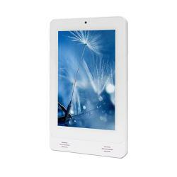 Vídeo Visual de la Cámara de anillo de seguridad doméstica de la Intercom Poe Tablet PC de 7 pulgadas de pantalla vertical de soporte