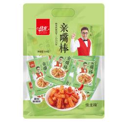 358 g горячей жгучий газа на мешок жгучий Chewy закуски продовольственной Chili Bean закуски жгучий клейковины палки китайский Latiao Острая закуска стружки