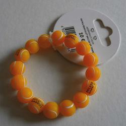 Förderung-Geschenk-Silikon-Armband-Kugel-Tischtennis für Weibchen und Kinder