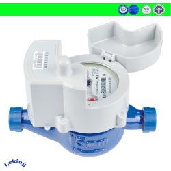 Mejor/inteligente Smart Lora Contador de agua de la utilidad de AMR, Conexión inalámbrica Lorawan Facturación/Mbus/pulso/GPRS/Modbus RS485, DN15/20/25mm ISO4064 Clase B R80/100/125/160