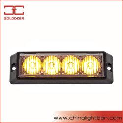 LEDの計器灯の交通信号の警報灯(SL6201こはく色)