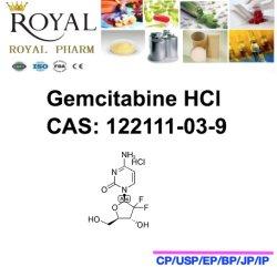 O cloridrato de gencitabina: CAS 122111-03-9, de boa qualidade, preço baixo
