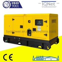 ديزل كهربائي فائق الصمت بقدرة 10 كيلوفولت أمبير، 15 كيلوفولت أمبير، 25 كيلوفولت أمبير، 50 كيلوفولت أمبير جهاز توليد الطاقة