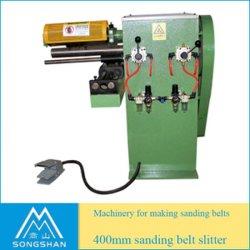 Ultra Curto/ máquina de corte da fita de lixa estreitas/Cortador