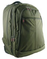 Sacco eccellente del computer portatile del carrello dello zaino dei bagagli del calcolatore (ST7091A)