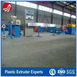 Plastique tuyau métallique recouvert de PVC Extrusion Machine