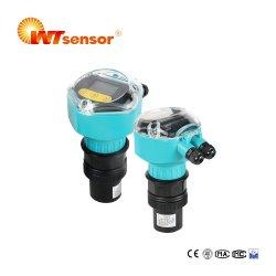 5m, 10m, 15m, 20m H2O ultra-sons do transmissor de nível Pcu01