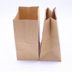 Sacos de papel kraft Dom Pão alimentos doces as porcas de cookie sacos de biscoitos