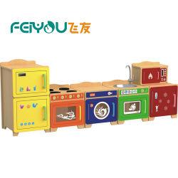 Parque de diversiones Pleasure Ground Furniture Toys Doll House Kitchen