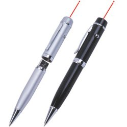 Lecteur Flash USB Lecteur Flash USB Key Chain Pointeur Laser stylo à bille (SMS-jusqu'03)