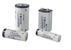 3,6 D размер 12AH34615 первичной литиевая батарейка CR используется в формате AMR/ военных щиток приборов/метр