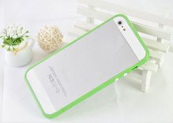 إطار مصد SGP من قطعتين لمقطعiPhone 5 /5 جم من شمعة اللون الأخضر إطار ألوان لمصد إطار عطارد الواقي من iPhone 5 لـ هاتف iPhone 5 المحمول