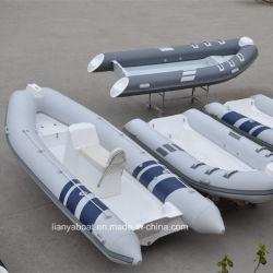 Liya 2,7M-5.2m Abrir Resuce Embarcaciones neumáticas costilla Barco Barco fluvial Hypalon