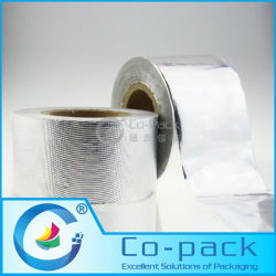 Carta da imballaggio del panino della caramella di cioccolato del di alluminio